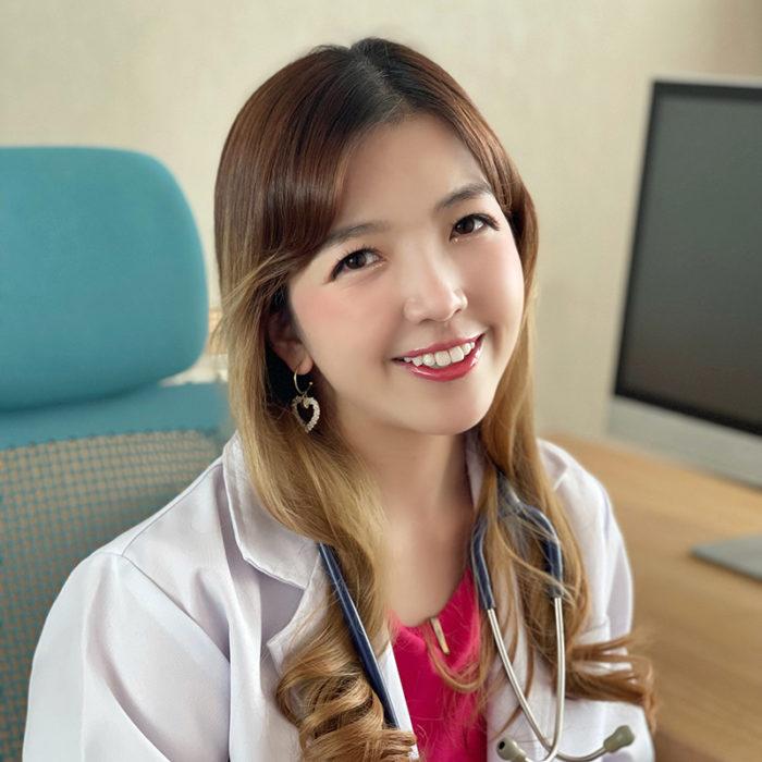 แพทย์หญิงฐิติภรณ์ ตวงรัตนานนท์